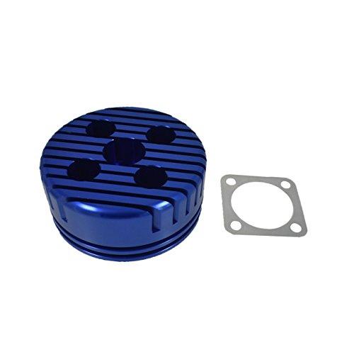 (New CNC Cylinder Head For Racing 66cc/80cc Engine)