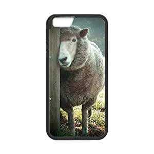 """LGLLP Sheep Phone case For iPhone 6 (4.7"""") [Pattern-5]"""