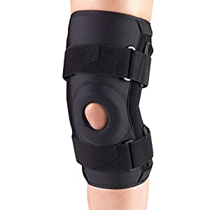 OTC, Knee Stabilizer, Hinged Bars, Orthotex, 4X-Large
