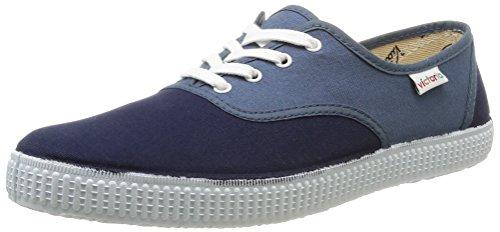 Mixte 114 Inglesa Baskets Adulte marino Bicolor Victoria Basses Azul Bleu nI0H60qw