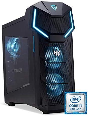 Predator Orion 5000 Gaming Desktop Pc Schwarz Blau Computer Zubehör