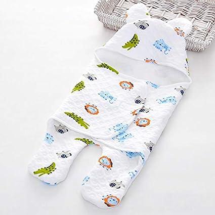 Mjia Sleeping bag Saco de Dormir para bebés,Saco de Dormir para bebé, Manta