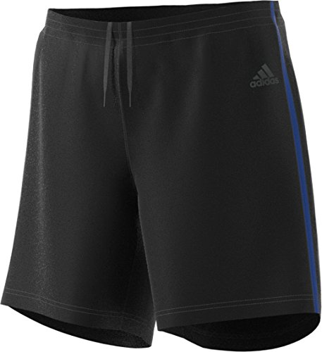 adidas Men's Running Response Shorts, Black/Collegiate Royal, X-Large/5'' by adidas (Image #2)
