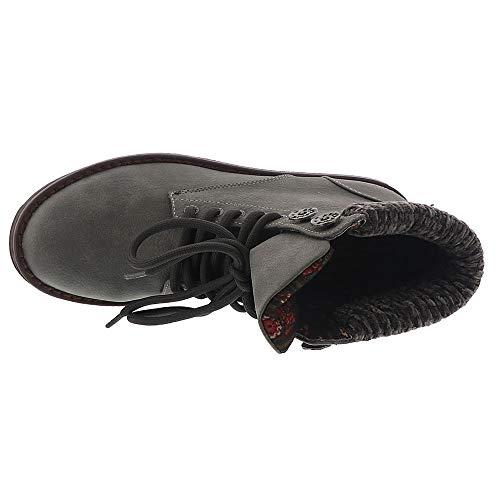 Blowfish Charcoal Chomper Fashion Women's Boot SSYBwPq
