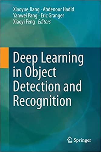 Buy Deep Learning in Object Detection and Recognition Book