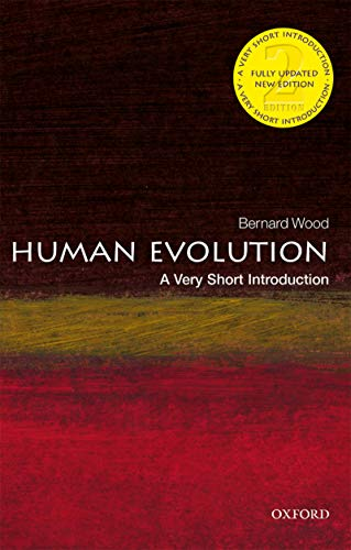 - Human Evolution: A Very Short Introduction (Very Short Introductions)