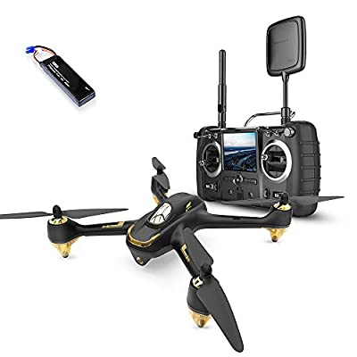 Hubsan X4 H501S Advanced Version GPS Drone with Brushless Motor FPV Quad 1080P HD Camera RTF by HUBSAN