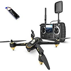 Hubsan X4 H501S Pro Version GPS FPV RC Drone with 1080P HD Camera and Brushless Motors- RTF