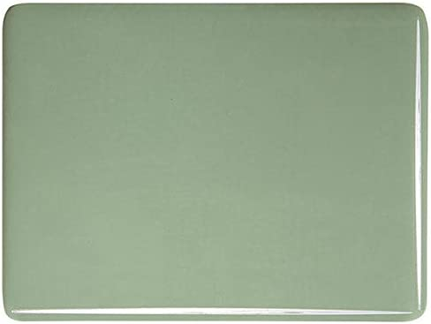 4oz Made From Bullseye Glass Celadon Opalescent Fusible Glass Fine Frit 90COE