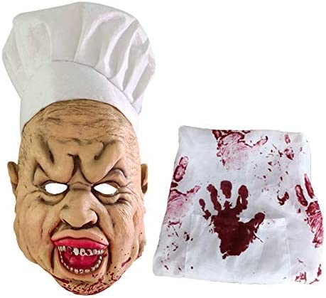 Halloween Schort.Schorten Huis Clown All Over Print Apron Halloween Spooky Scary Funny Party Chef Cooking House Gamestingr Com