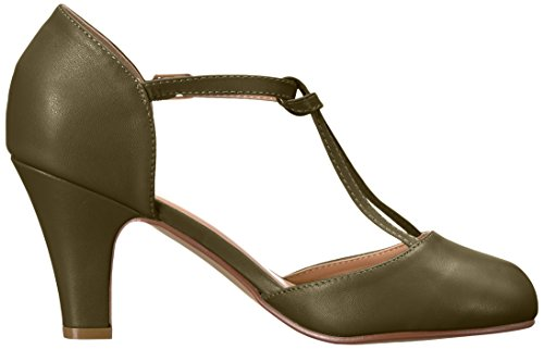 Pump Tais WoMen Brinley Olive Co wvSBqB