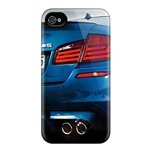 Perfect Bmw M5 2012 Case Cover Skin For Iphone 4/4s Phone Case Kimberly Kurzendoerfer