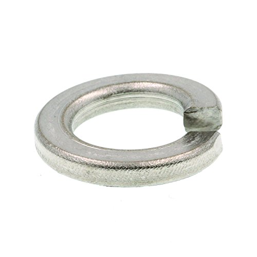 Prime-Line 9082362 Split Lock Washer, 1/2 in, Grade 18-8 Stainless Steel, Pack of (Split Lock)