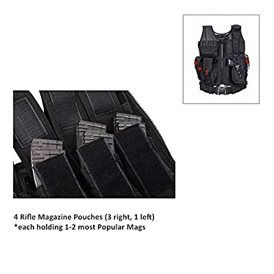 GZ XINXING WOLIORS 211 Tactical Vest Police Law Enforcement Costume Military Swat Paintball Airsoft Vest