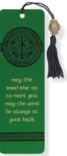 (Celtic Beaded Bookmark)