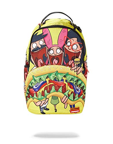 SPRAYGROUND BACKPACK BOBS BURGER SHARK
