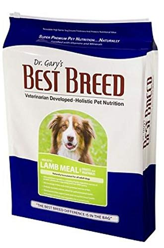 Dr. Garys Best Breed 531010 Lamb & Vegetables Canned Dog Food - 40 lbs