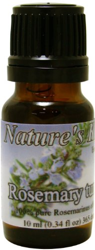 Price comparison product image Nature's Kiss 10ml Essential Oil,  0.34-Ounce,  Rosemary Tunisia