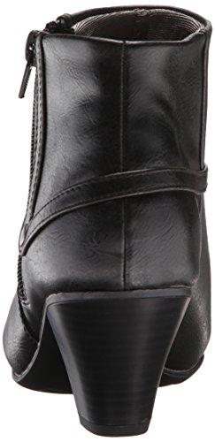 Black Women's Boot Boot LifeStride Women's LifeStride Black LifeStride Genuine Genuine Women's tnWvBR6qS
