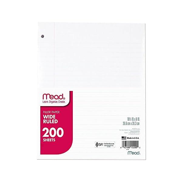 Mead Loose Leaf Paper 1