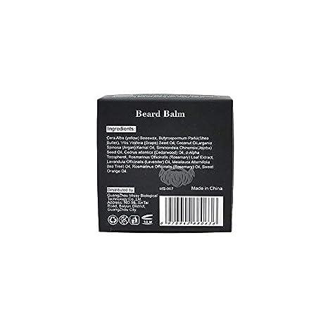 Amazon.com: Crema para el cuidado de la barba Euone, 2.12 oz ...