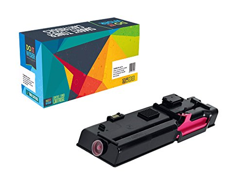 Do it Wiser Compatible High Yield Toner Cartridges Replacement for Dell C2660 C2660dn C2665dnf 5-Pack Photo #3