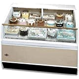 Federal Industries SN-6CD-SS Series 90 Refrigerated Self-Service Deli Case