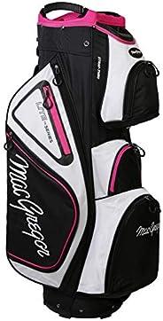 """MacGregor Golf VIP Deluxe 14-Way Ladies Cart Bag, 9.5"""""""