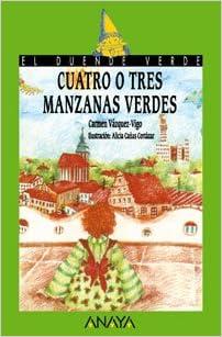 5. Cuatro o tres manzanas verdes Libros Infantiles - El