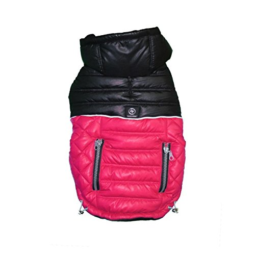 Urban Quilted Jacket - 7