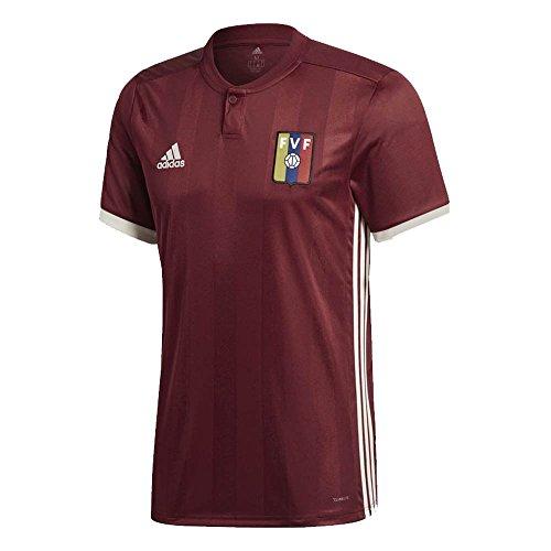 Venezuela Soccer Jersey (Venezuela Home Jersey 2018 / 2019 - M)