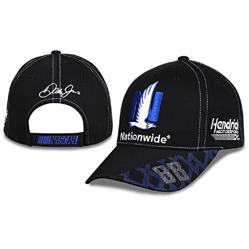 (NASCAR Adult Driver-Laser Number-Adjustable Hat/Cap-Dale Earnhardt Jr.)