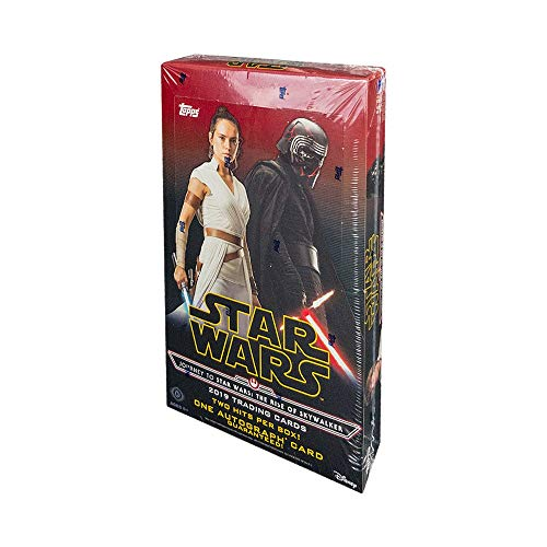 2019 Topps Star Wars Journey to Episode 9: The Rise