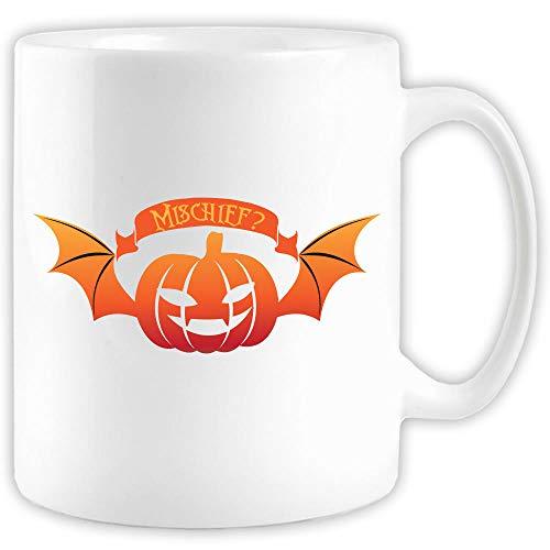 Mischief? Halloween themed Coffee -