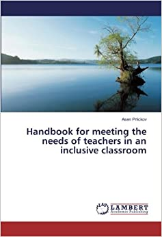 Book Handbook for meeting the needs of teachers in an inclusive classroom