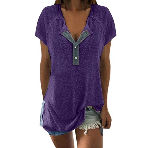 St.Dona Basic Button Tunic - Women