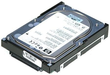 HP 73GB SCSI 365695-007 MAW3073NC 10K U320 Hard Drive