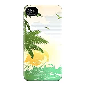 Luoxunmobile333 Ipod Touch 5 - Retailer Packaging Nature Hd Vector Protective Cases