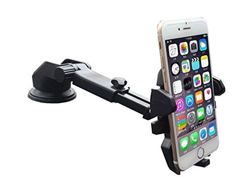 Price comparison product image Car Mount Holder, A Trading Windshield Dashboard Smartphone Extensible Arm