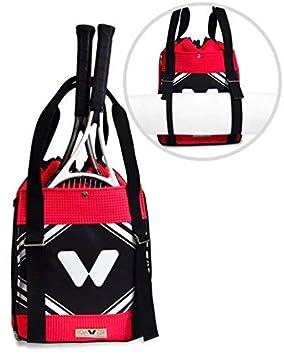 IDAWEN Sport Fashion Bolso de Padel Mujer. Paletero Mujer Convertible en Mochila Tenis y Yoga.: Amazon.es: Deportes y aire libre