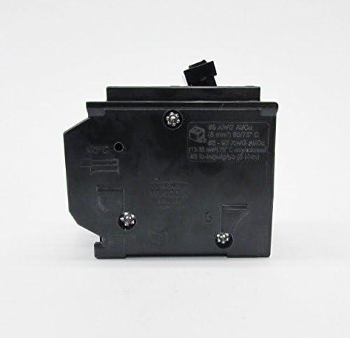 SCHNEIDER ELECTRIC 120 240-Volt 50-Amp HOM250 Miniature Circuit Breaker 120 240V 50A