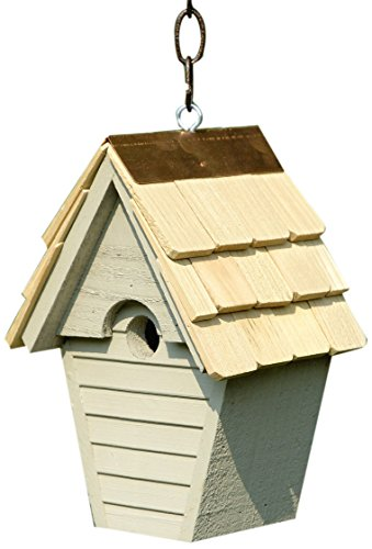 Heartwood 082A Wren-in-the-Wind Bird House Decorative by Heartwood
