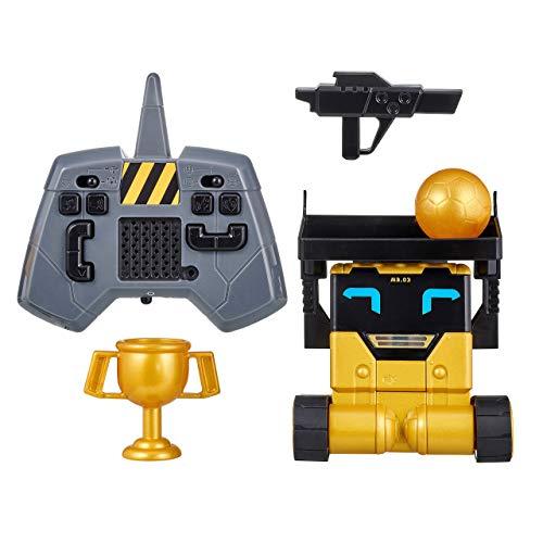 Really Rad Robots - MIBRO Gold - (Amazon Exclusive) (Renewed) (Remote Control Boxing Robots Toys R Us)
