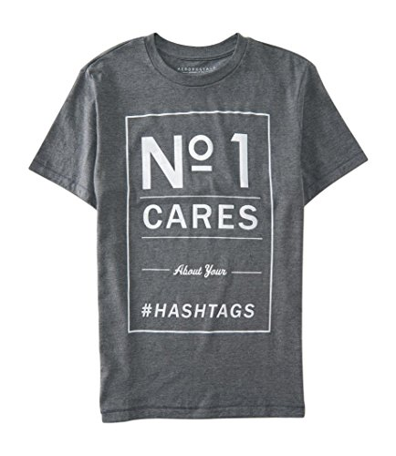 aeropostale-mens-hashtags-graphic-t-shirt-l-medium-heather-grey
