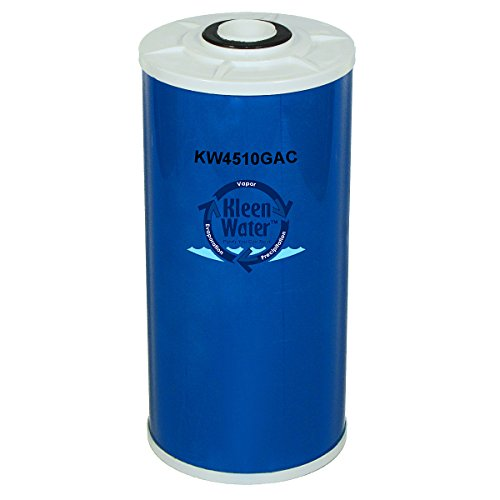 Kleenwater Activated Carbon Filter Replacement Water