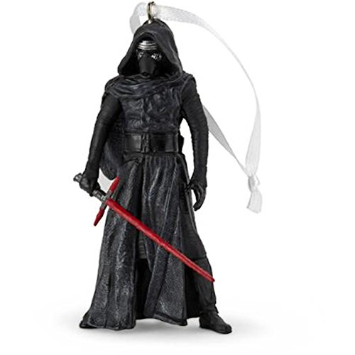 2015 Hallmark The Force Unleashed Kylo Ren Holiday Ornament ()