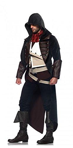 Arnaud Adult Costume - (Video Game Cosplay Costumes)