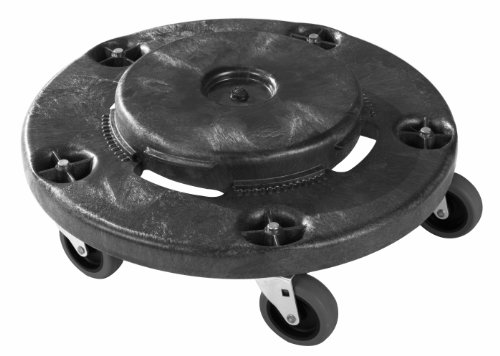 (Rubbermaid Commercial 1867534 Brute Executive Series Dolly with Quiet Casters)