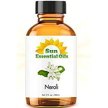 Neroli (2 fl oz) Best Essential Oil - 2 ounces (59ml)