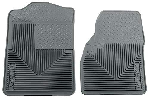 Husky Liners Front Floor Mats Fits 87-91 Blazer, 75-86 C20/K20, 94-01 Ram 1500